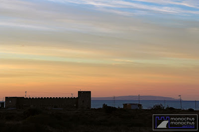 Sunrise, Frangokastello fortress