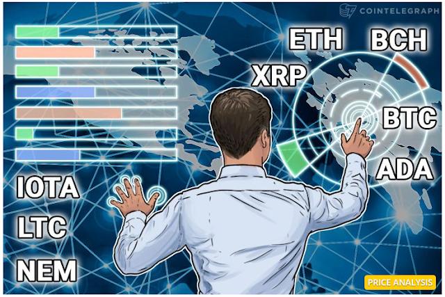 Price Analysis for IOTA coin 20-jan-2018 Bitcoin-Ethereum-Bitcoin Cash-Ripple- IOTA-Litecoin-NEM-Cardano