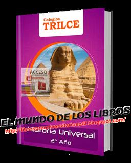 Trilce Letras Historia Universal 2do A O Colegios