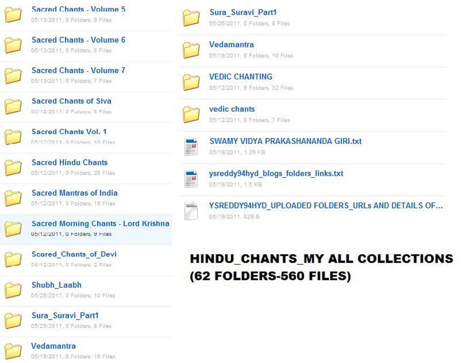 Hindu Mantras And Chants: Sanskrit Prayers And Mantras Http