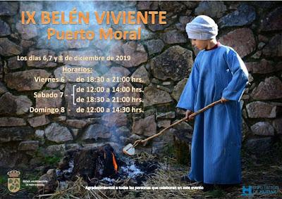 Puerto Moral - Belén Viviente 2019