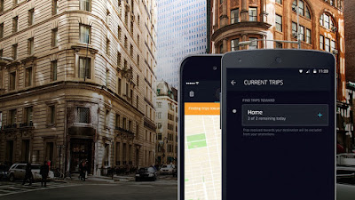 Uber推「順路載客」新功能,改善司機工作品質