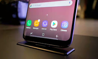 How to set up Samsung Galaxy S8 Virtual Home Buttons(navigation bar)