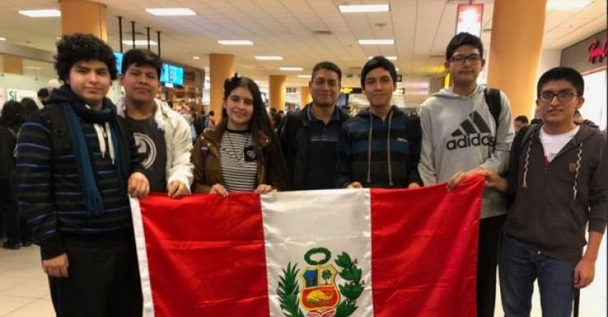 Estudiantes peruanos obtienen 5 medallas en Olimpiada Internacional de Matemática - IMO 2018