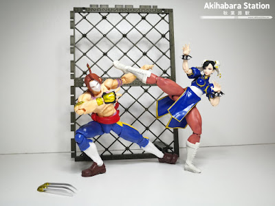 S.H.Figuarts Vega (Balrog) de Street Fighter - Tamashii Nations