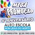 Aniversário  da Auto Escola: Até 700 reais em descontos na habilitação