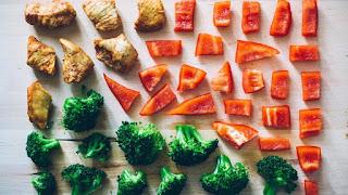 Menu Makanan Diet Sesuai 4 Golongan Darah