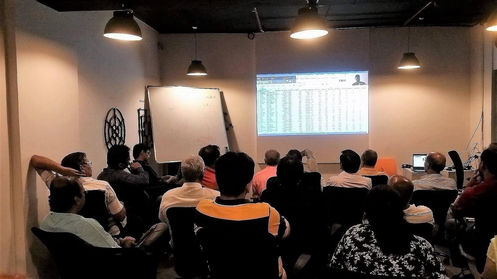 Options trading classes in mumbai