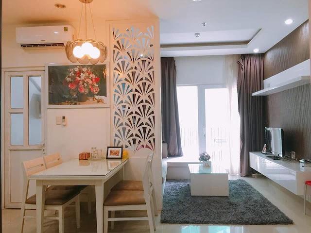 Căn hộ 2 phòng ngủ Monarchy Đà Nẵng