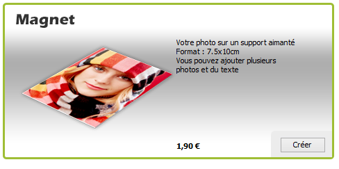 L'album photo de Fujifilm