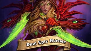 Hearthstone Heroes of Warcraft Mod Apk v8.0.18792 Terbaru
