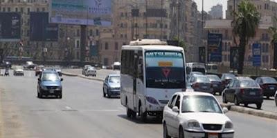 بقرار وزارى منع سير النقل على الدائري