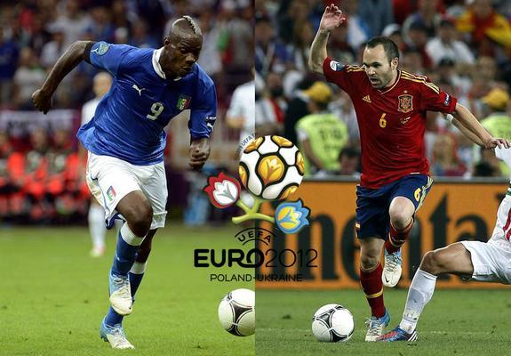 145ce916ce Estilo Espanhol E Tradição Italiana  O Duelo Final Na Eurocopa 2012