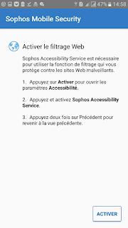 Sophos Antivirus menu 6
