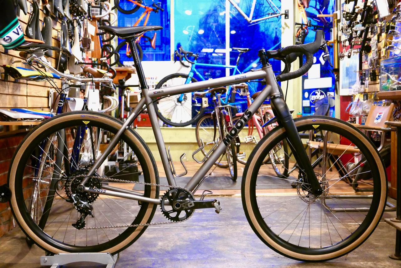 A Bike Named Baxter