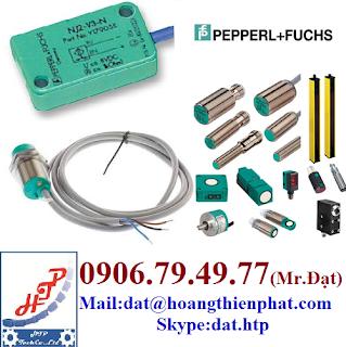 Bộ mã hóa Pepperl + Fuchs – HTP Việt Nam