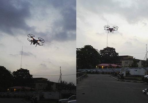 drones lagos