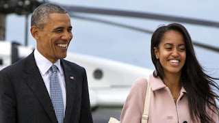 Malia Obama becomes Harvard freshman