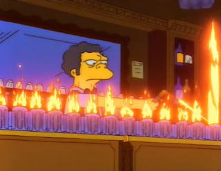 flameado, llamas,flama, Moe, calmán, queimada