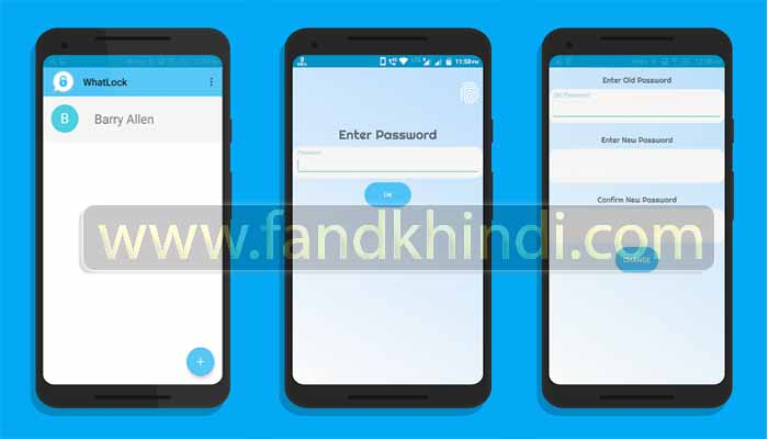 Lock for Whatsapp - WhatLock-7 Must Have Android Apps For WhatsApp Users in 2020