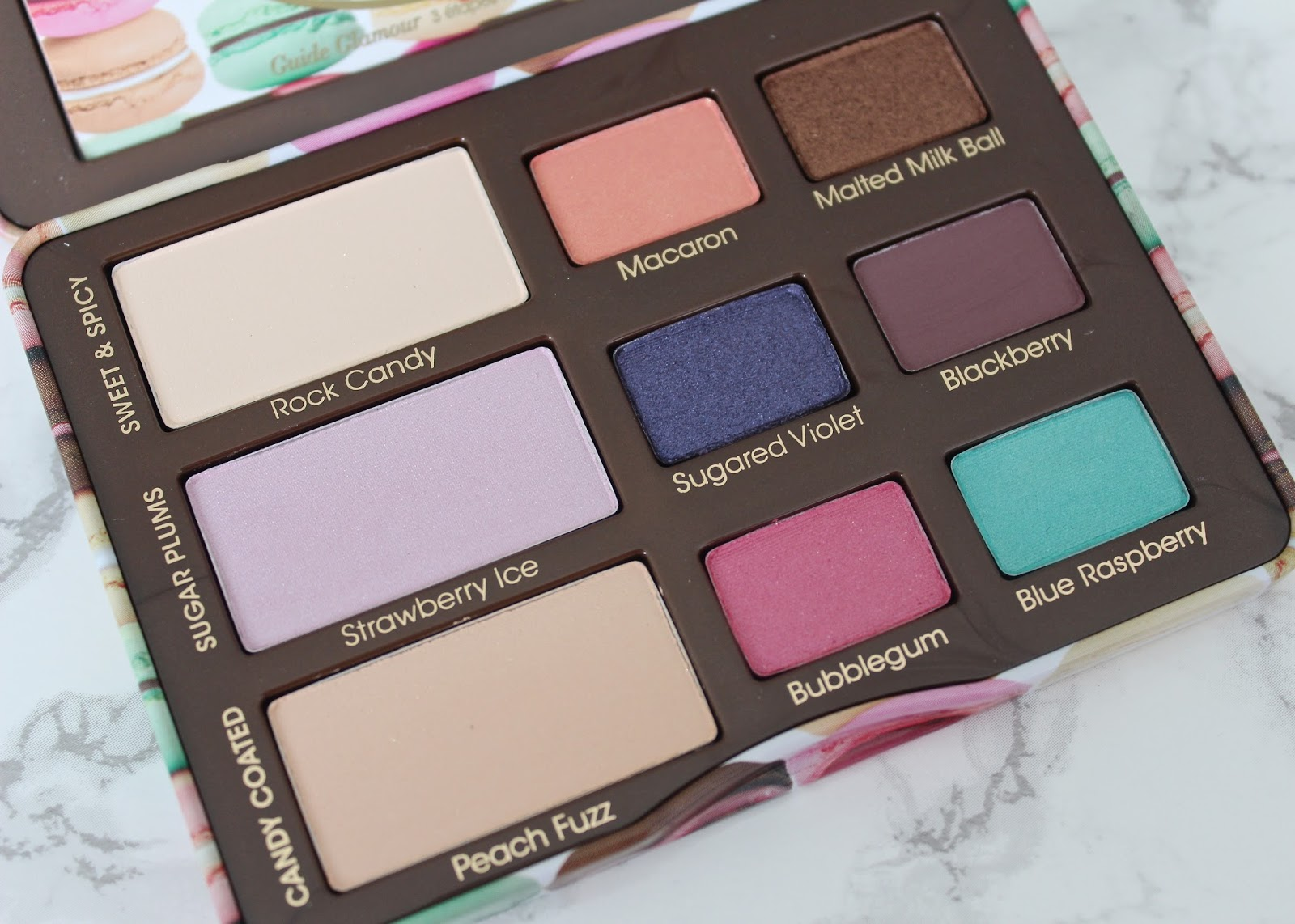 Sugar Cookie Eyeshadow Palette by Too Faced #20