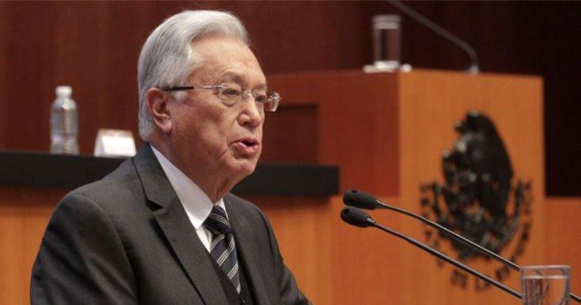 'No se cayó ningún sistema, no seré chivo expiatorio de Salinas y Ceballos': Manuel Bartlett