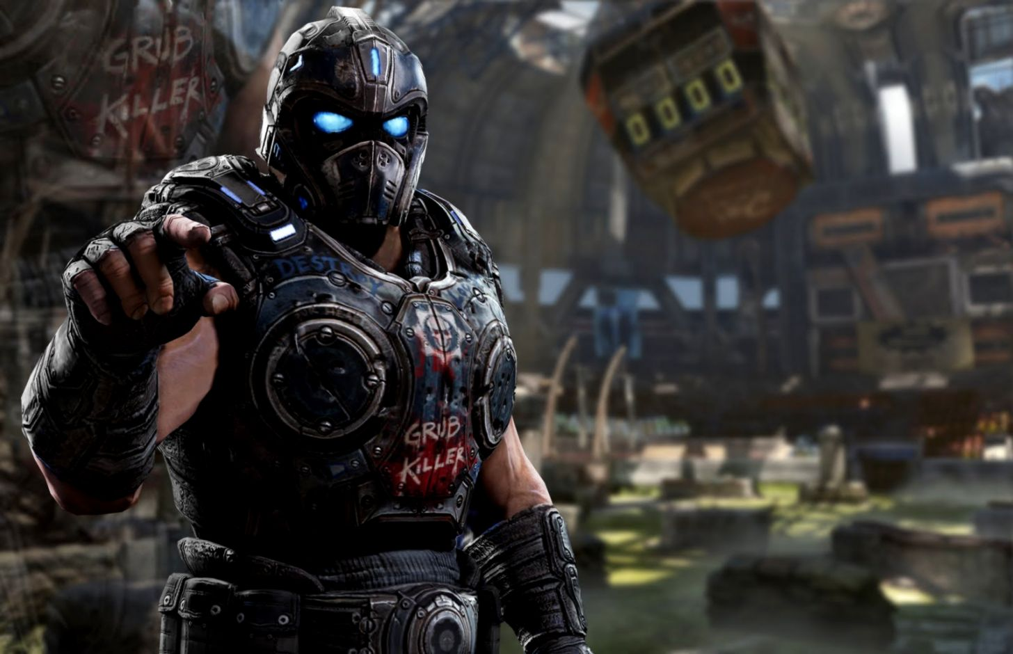 gears of war 3 hd wallpapers and background images