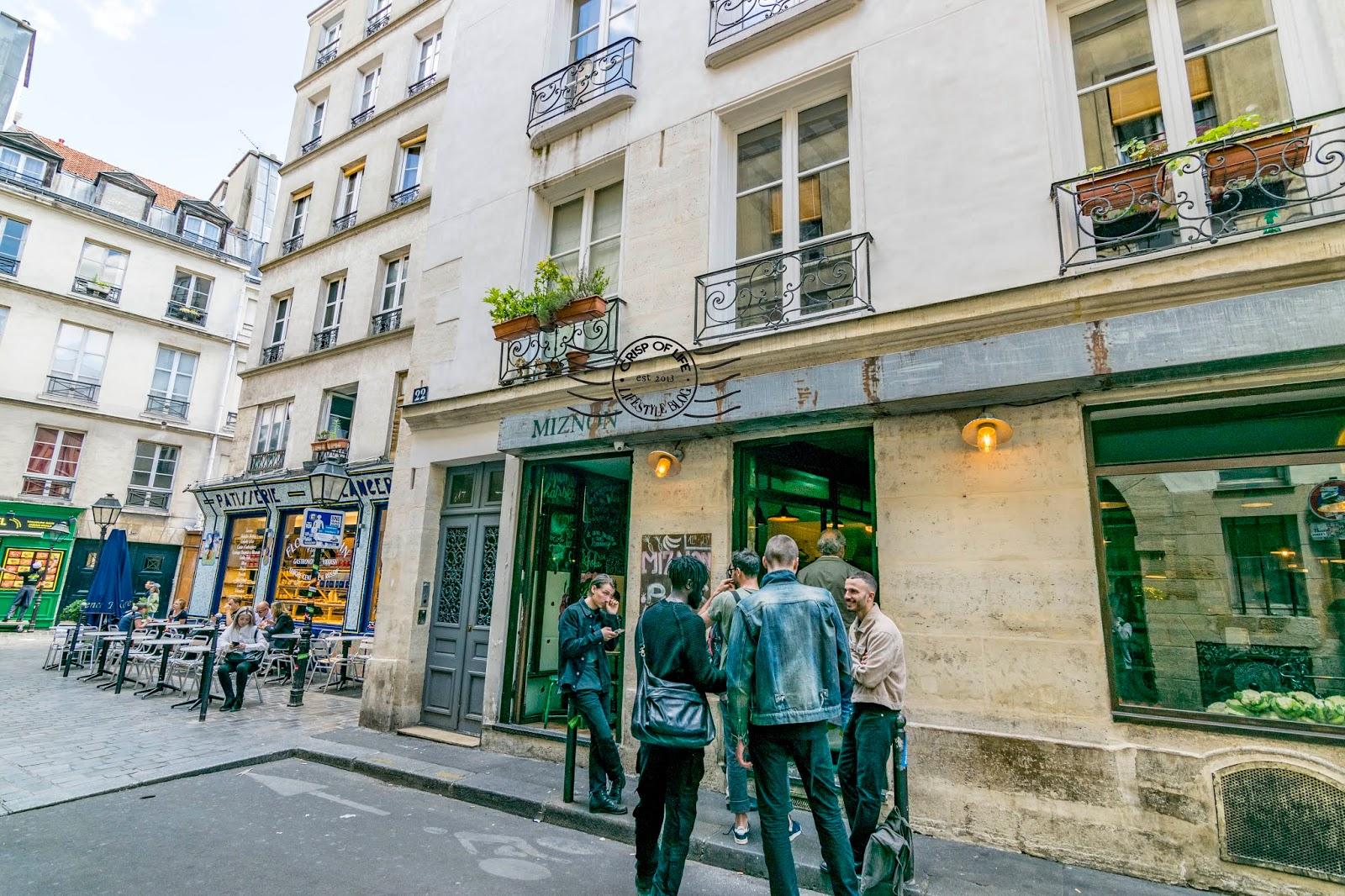 Miznon Paris