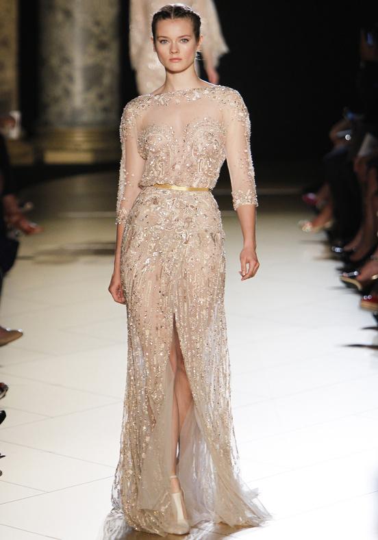 Ellie Saab Fall Haute Couture 2012