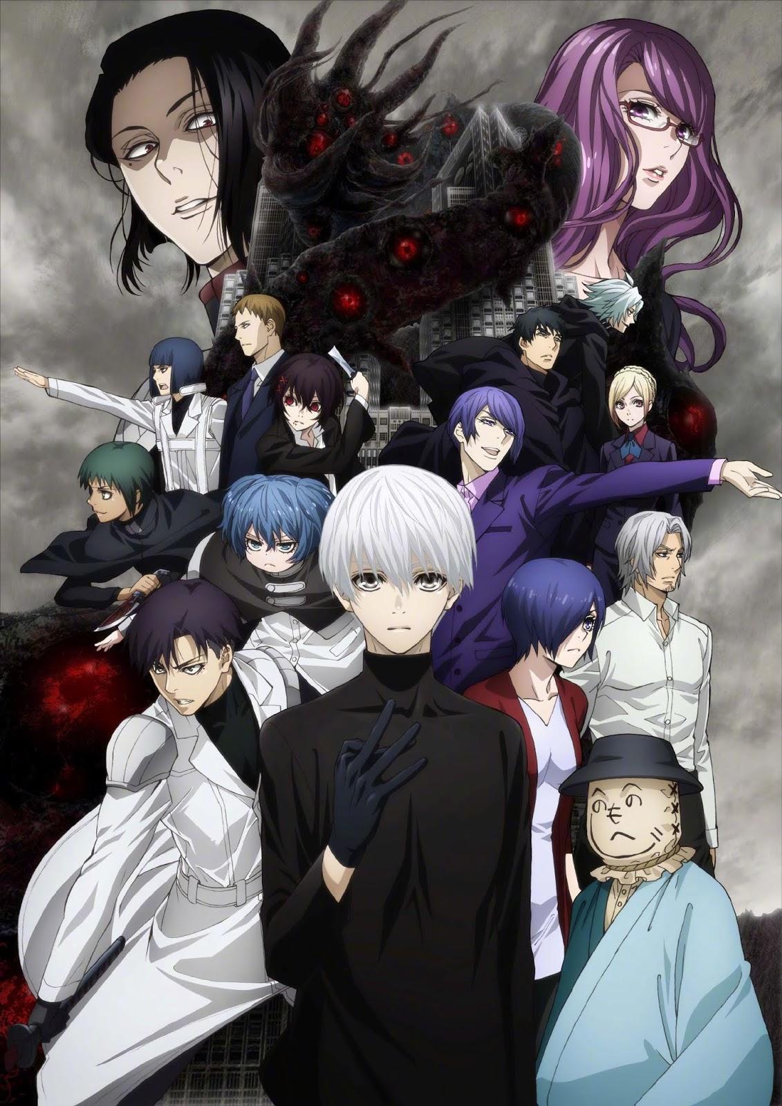 Xem Phim Ngạ Quỷ Vùng Tokyo 4 - Tokyo Ghoul: re 2nd season