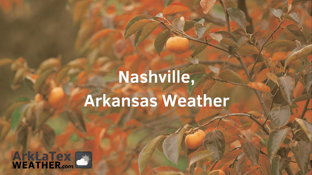 Nashville Arkansas, Weather Forecast, Howard County, Nashville weather, ArkLaTexWeather.com, NashvillePeach.com