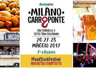 STREEAT®-Food Truck Festival 26-27-28 maggio Sesto San Giovanni (MI)