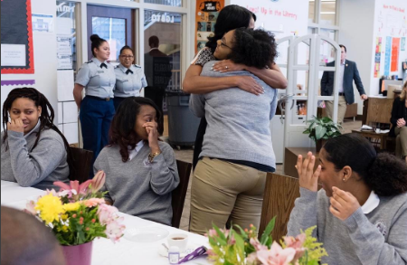 Barrack and Michelle Obama Share Inspiring Letter To Mark International Women's Day 2