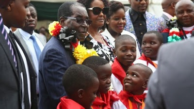 Robert Mugabe's $1million-dollar 92nd Birthday Party Sparks Criticism in Zimbabwe