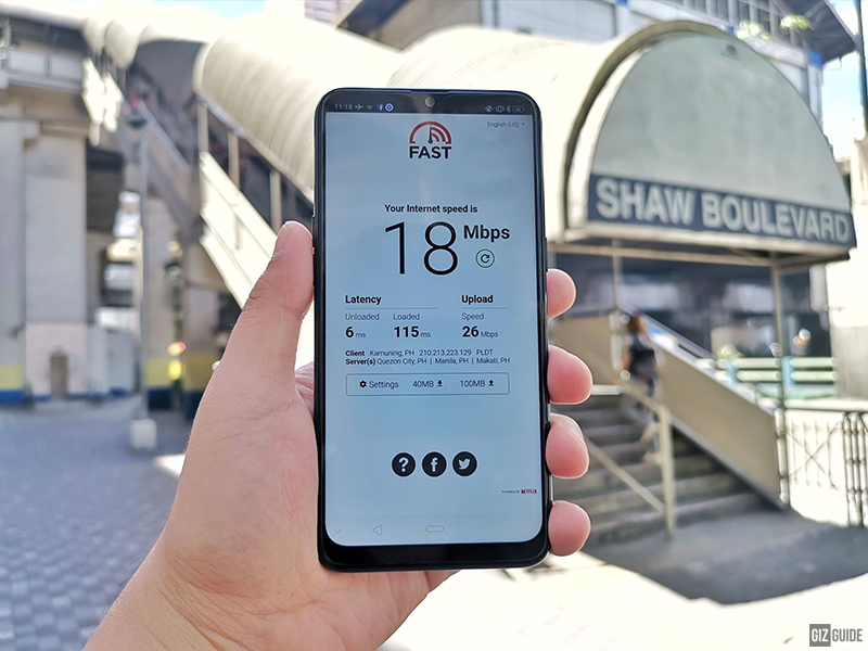 FREE Google Station: Smart WiFi internet connection spotted at MRT Shaw!