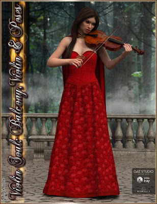 http://www.daz3d.com/violin-soul-balcony-violin-and-poses-for-genesis-3-female-s