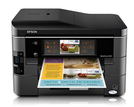 Epson WorkForce 845 Drivers & Software Download