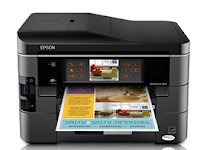 Epson WorkForce 845 driver & software (Recommended)