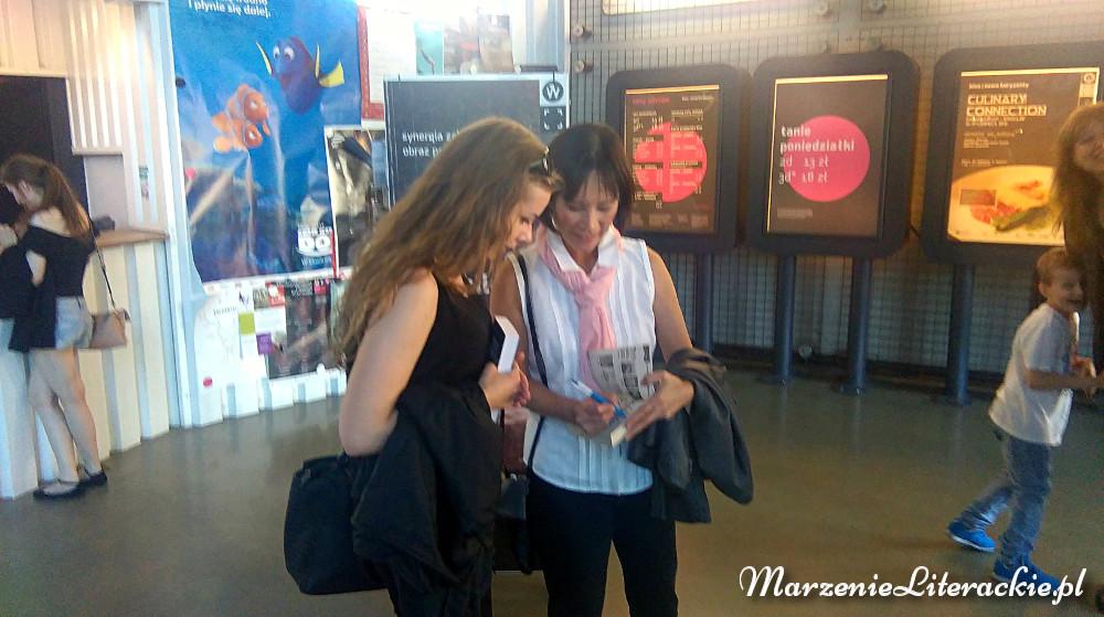 Międzynarodowy Festiwal Kryminału we Wrocławiu - Tess Gerritsen, Spotkania z pisarzami, Marzenie Literackie