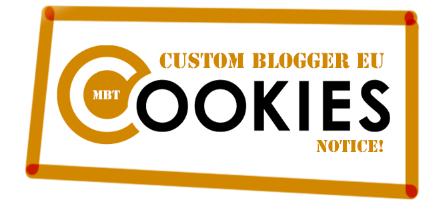 Hướng dẫn tùy chỉnh thông báo Cookie theo luật EU của Blogger