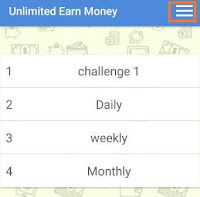unlimited earn money challenges