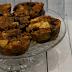 Muffins de Budín de Pan y Galletas