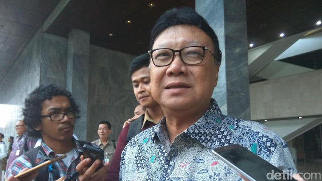Bupati Boyolali Dilaporkan, Mendagri: Dia Bela Kehormatan Daerah