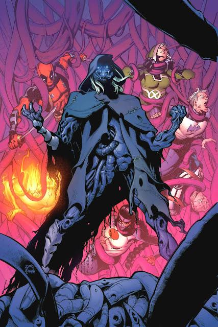 uncanny avengers marvel comics