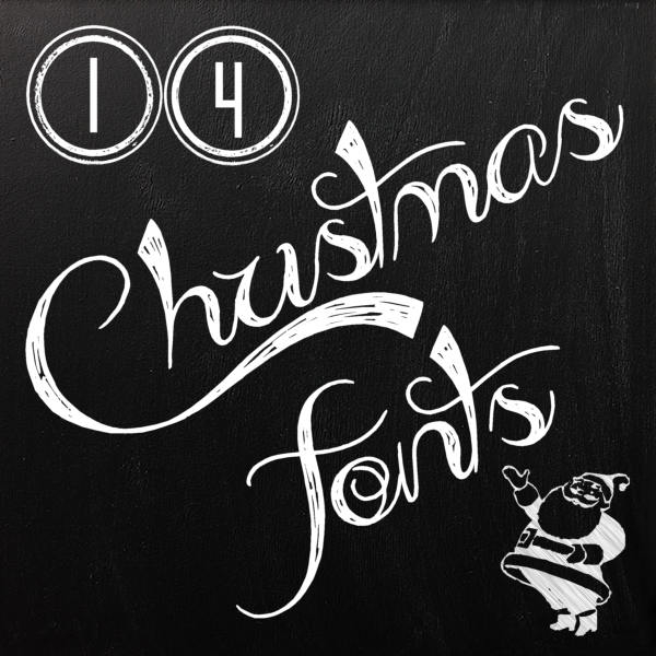 14 Free Christmas Fonts