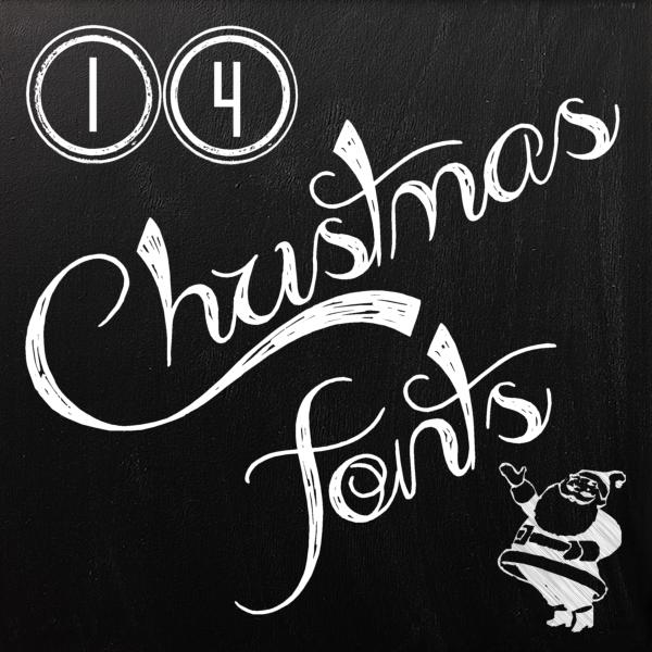 14 Free Christmas Fonts