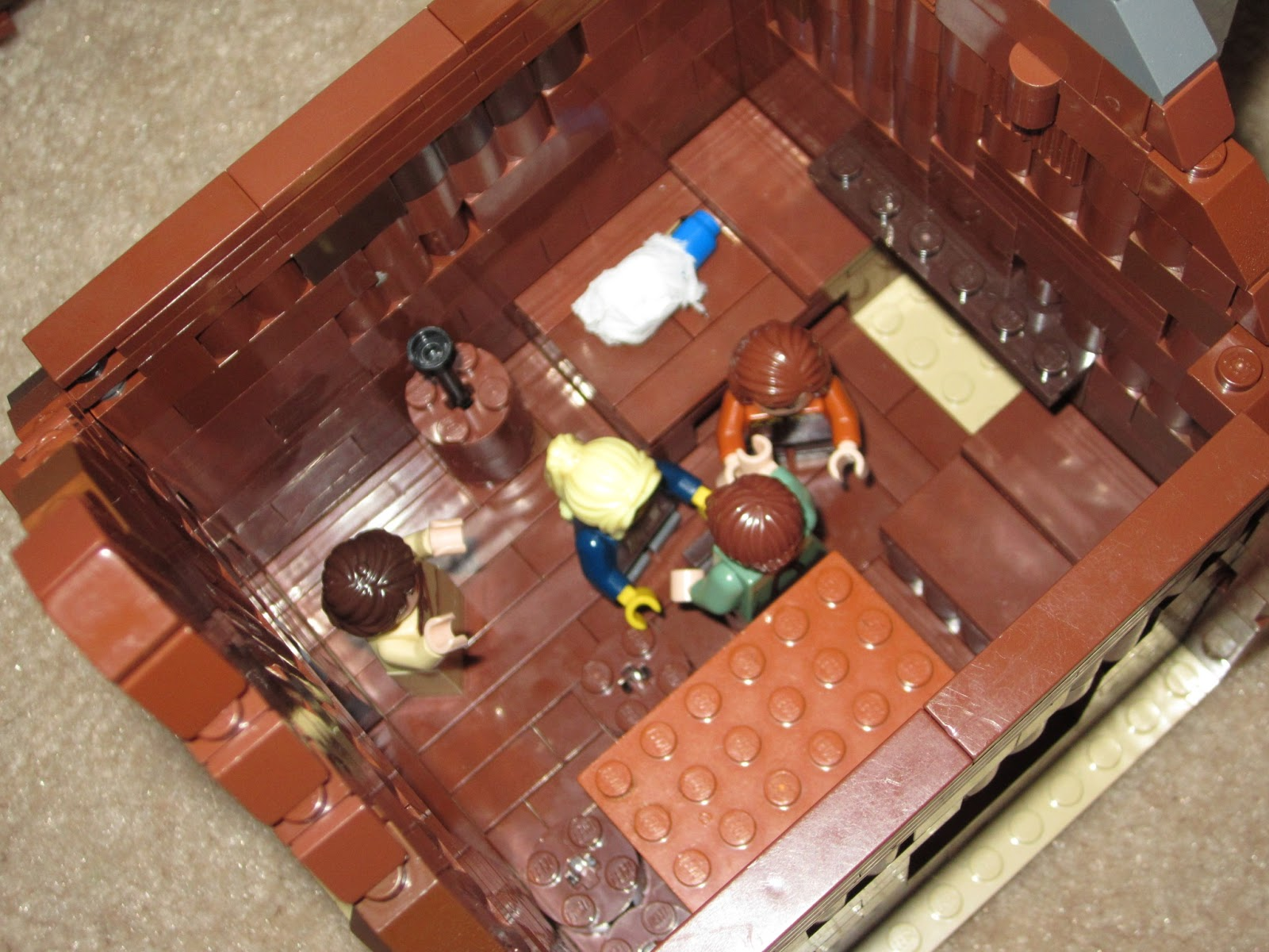 Our Life With 12 Kids Little House Legos