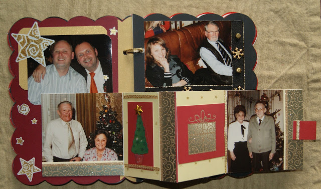 up cycled cards