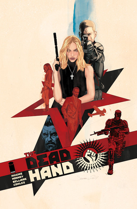 THE DEAD HAND Coming in April