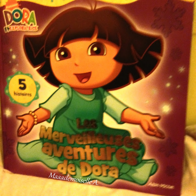 Dora l'exploratrice : Les merveilleuses aventures de Dora